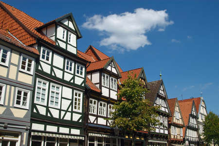 City of Celle in Germany