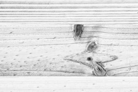 monochrome shot of wood planks texture background