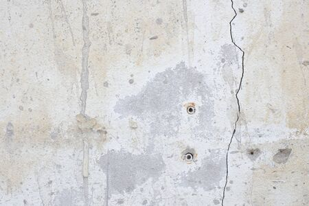 old cracked wall texture background Stock Photo