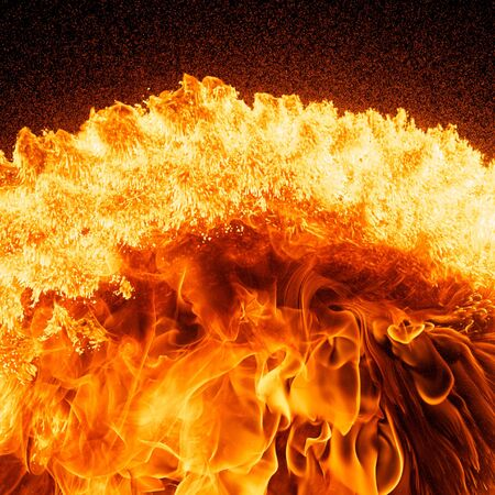 blaze fire flame texture background photo