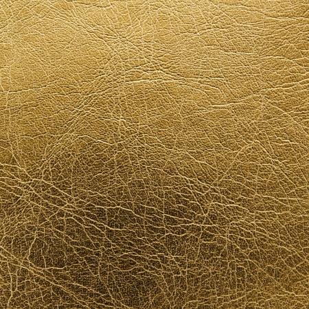 ゴールド レザー テクスチャ背景