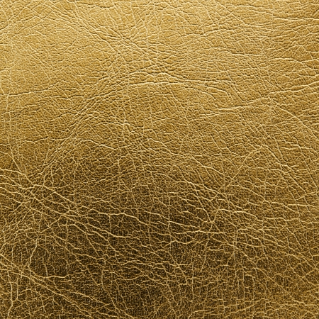 gold leather texture background Stock Photo