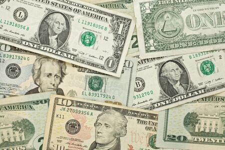 alexander hamilton: Dollaro americano sfondo di denaro per le imprese