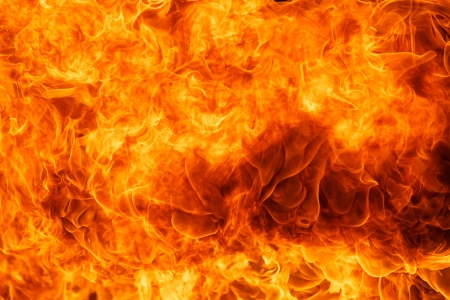 blaze fire flame texture background Stock Photo - 21201592