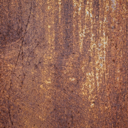 close up shot of an old dirty rust metal plate surface texture background photo