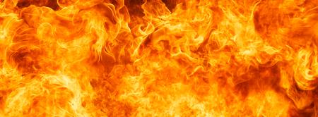 Blaze tűz láng banner háttér