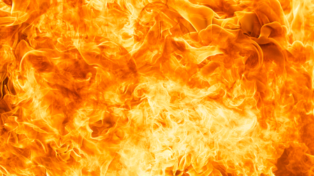 blaze fire flame texture background Reklamní fotografie - 35253868