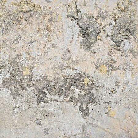 dirty cement concrete wall texture background in square ratio