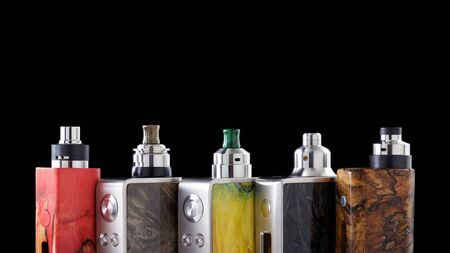 high end rebuildable dripping atomizers for flavour chaser on