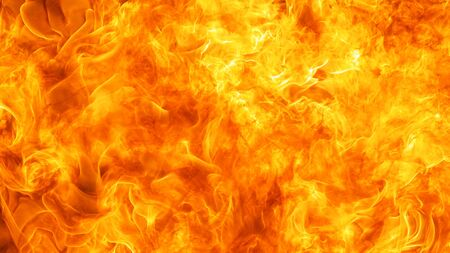 blaze fire flame conflagration texture background Stock fotó