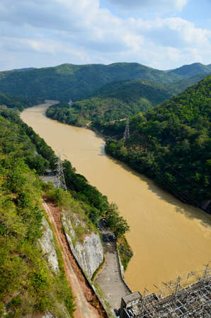 bhumibol: Bhumibol Dam