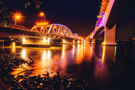 The bridge named