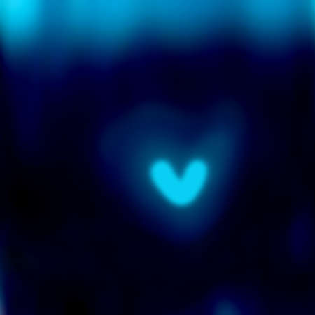Abstract dark blurred image of the heart  digital images Stock Photo - 16629913