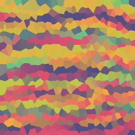 Abstract color image - a mosaic.