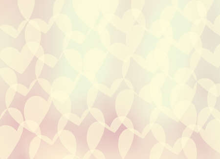 abstract gentle romantic background-heart. retro style. photo