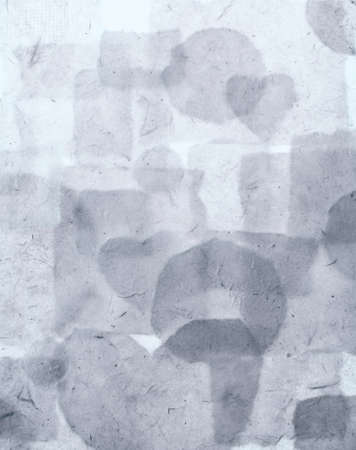abstract image scrapbook  texture of paper-retro style  hand made a collage   Stock Photo