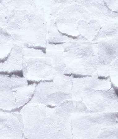 white background. texture of paper-retro style. hand made a collage.  photo