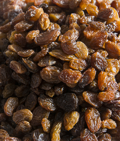 res: A high res image of Dried delicious Raisins Stock Photo