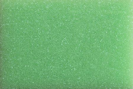res: Green Plastic Sponge Foam High Res Picture