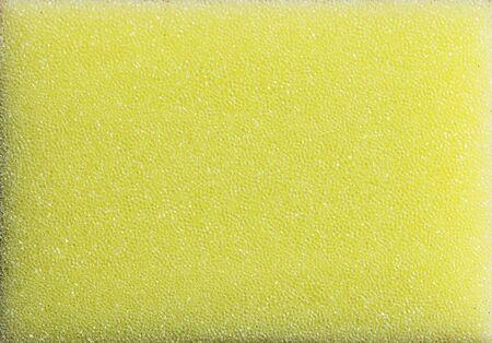 res: Yellow Plastic Sponge Foam High Res Picture Stock Photo
