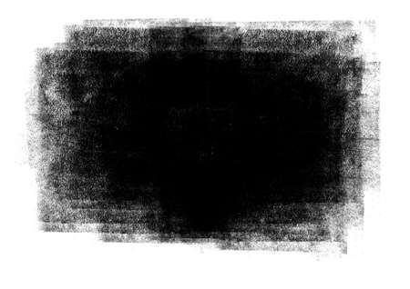 Black color graphic brush strokes patches designs element effect background