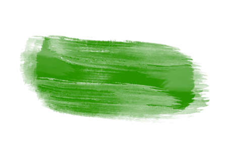 Light green graphic color patches graphic brush strokes effect background designs element
