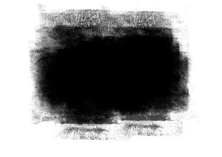 Black color graphic patches graphic brush strokes effect background designs element