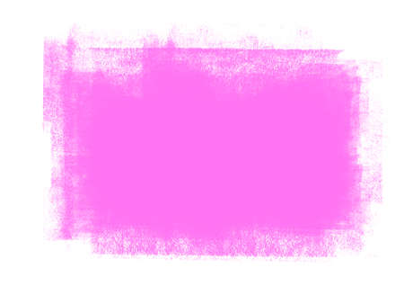 Pink color graphic patches brush strokes effect background designs element Standard-Bild