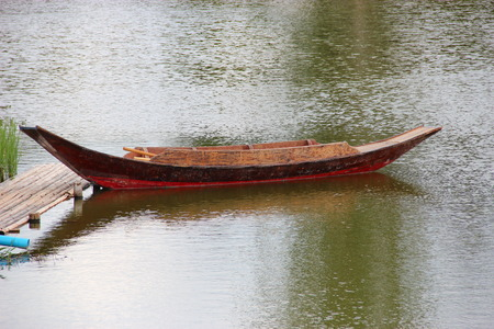 pus: The rowboat