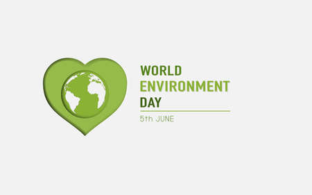 World Environment day, earth day and eco friendly concept
