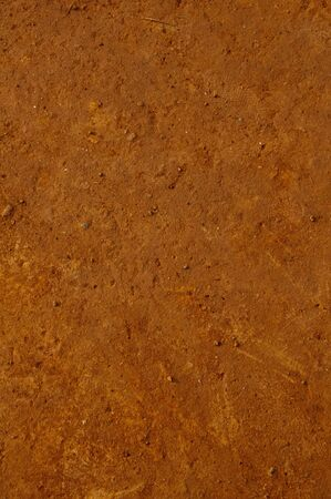 clay: red soil