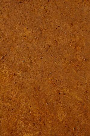 soil: terra rossa Archivio Fotografico