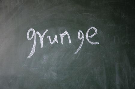 grunge photo