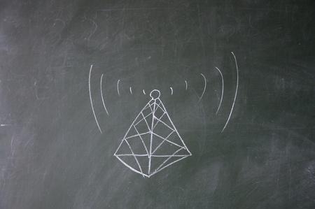 Communication signal tower Stock Photo - 11875718
