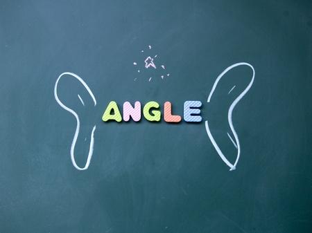 angel sign Stock Photo - 12829198