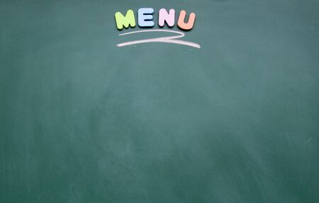 menu title photo
