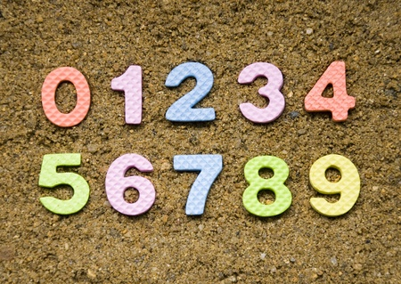 number sign photo