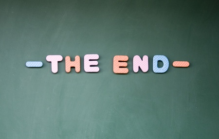 consummation: the end title