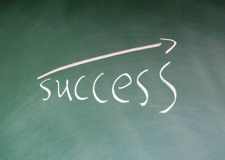success symbol photo