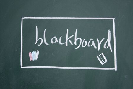 lacunae: blackboard