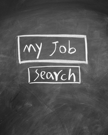 search job symbol photo