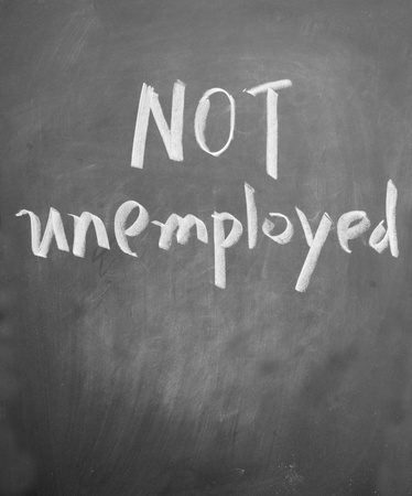 not unemployed title photo