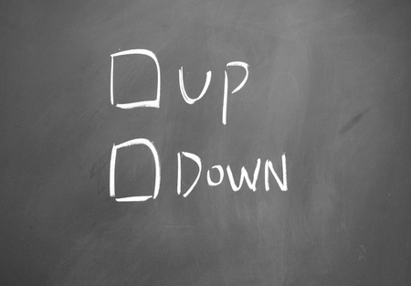 detriment: up or down choice