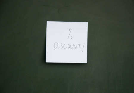 discount title note