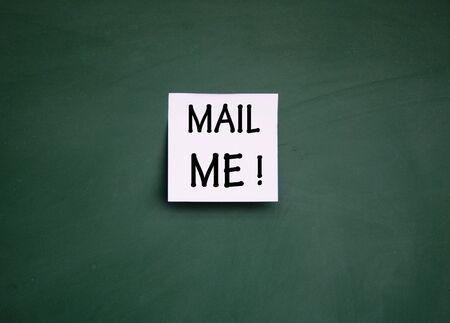 scrip: mail me title note