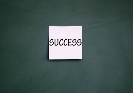 success symbol photo