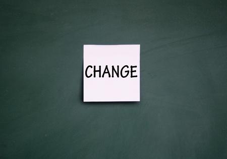 change symbol photo