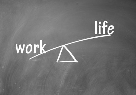 work and life choice photo