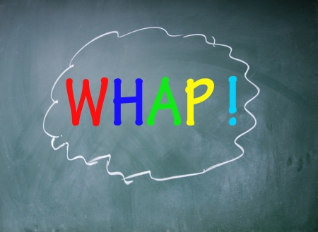 whap symbol  photo