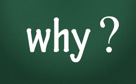 why   symbol  Stock Photo - 13885667